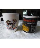 ed hardy  harley davidson htg coffee mugs - $24.00