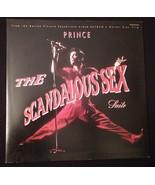 Prince The Scandalous Sex Suite 12 Inch LP  - $30.00