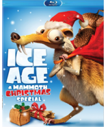 Ice Age: A Mammoth Christmas Special (Blu-ray/DVD) - $2.25