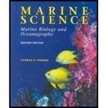 Marine Science [Hardcover] Green, Thomas F. - $39.99