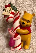 #    2006 Hallmark Keepsake Ornament Winnie The Pooh Baby's First Christmas  - $12.00