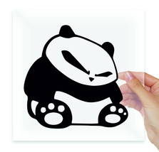 PANDA JDM Vinyl Sticker Decal Laptop Moto Car Auto Moto Notebook Bumper ... - $3.99+