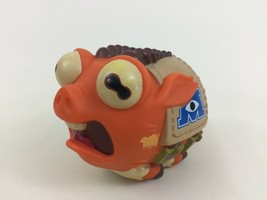 Monsters University Archie Football Squealing Mascot Pig Toy Spin Master Disney - $13.32