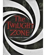 The Twilight Zone: The Complete Series DVD Box Set Brand New - $43.95
