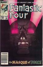 Fantastic Four 267 - 292 Original Marvel Comics June 1984 - July 1986 Mi... - $17.99