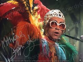 Reprint RP signed autograph autogramm photo picture sexy Elton John CA - $3.98