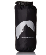 Outdoor Research 15L-Liter Dry Sack Camping Hiking Graphic Negative Spac... - $27.43