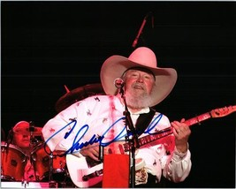 CHARLIE DANIELS  Autographed Authentic Signed Photo w/COA - 72524 - $105.00