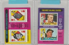 1975 Topps Mini 2 Card Lot #189 #198 - $2.22