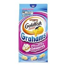 Pepperidge Farm Goldfish Grahams Vanilla Cupcake Graham Snacks - $7.98