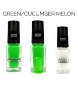Two if by Scent Collection Green/Cucumber Melon Scented Nail Polish - $7.00