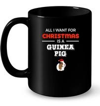 Funny Guinea Pig Ceramic Mug for Christmas Gift - $13.99+