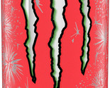 NEW MONSTER ULTRA WATERMELON ENERGY DRINK 16 FL OZ (473mL) 1 FULL CAN BUY IT NOW