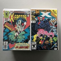 Lot of 100 X-Factor (1986 1st Series) from 1-149 Annuals Minus 1 VF-NM N... - $247.50