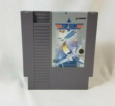 Top Gun (Nintendo NES, 1987) - Tested & Working - Authentic & Original - $10.93