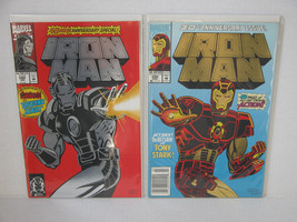 IRON MAN - #288 & 290 - CHROME COVERS - FREE SHIPPING IN THE U.S. AND CA... - $18.70