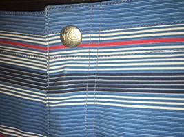 Men's Quiksilver Stripes Amphibians Shorts Sz 34 *Excellent Condition - $35.63