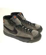 Nike Air Blazer ACG Mid Mens Size 14 Sneaker Shoe 324694-001 Black Orang... - $189.05