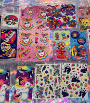 100 Lisa Frank Variety 1980 90s Y2K Sticker Mods  Cosmically Selected  image 3