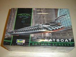 Revell 6722 Batman Forever Batboat 1/25 Scale Plastic Model Kit by Rvell - $38.59