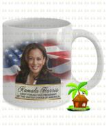 Kamala Harris 1st Female Vice President Inauguration Commemorative Coffe... - £12.91 GBP+