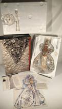 Platinum Barbie Vintage Bob Mackie 1999 Timeless Creations Specialty Dol... - $197.99