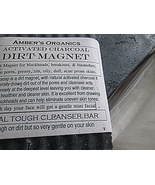 "Organic Activated Charcoal "" Dirt Magnet"" Cleanser bar. - $3.50"