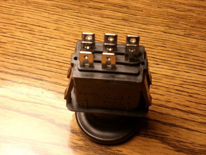 Howard Price PTO switch 02-422