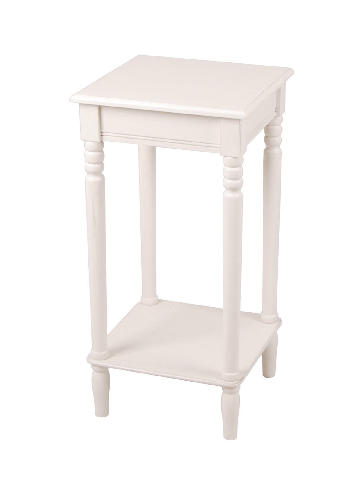 Urbanest Solid Wood Square Accent Side End Table With
