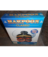 Harpoon Classic Anthology naval war strategy game pc cd - $12.85