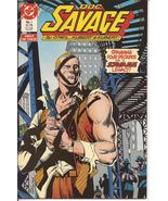 DC Doc Savage #1 of 4 Premiere Issue Adventure Action Kubert Cover - $2.75
