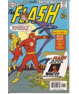 DC Silver Age Flash #1 Barry Allen Wally West Kid Flash Speedsters CW Ad... - $3.50
