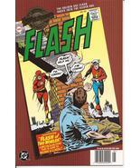 DC Comics Millennium Edition The Flash #123 Barry Allen Speedsters CW Ac... - $9.95