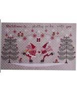 Pattini d'Argento cross stitch chart Cuore e Batticuore  - $11.70