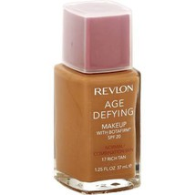 Revlon Age Defying Makeup with Botafirm, SPF 20, Normal/Combination Skin, Rich T - $13.99