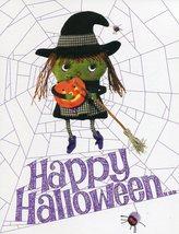 """Greeting Card Halloween """"Happy Halloween"""" - $1.50"""