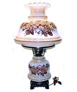 Autumn Floral Electric Student Lamp Desk Table ... - $89.95