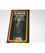 X-ACTO- X221- #21 STAINLESS STEEL BLADES (5)  - NEW - - $3.87