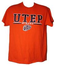 UTEP Miners NCAA  Men's Medium T-Shirt NCAA College University El Paso T... - $14.52