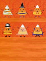 "Greeting Card Halloween ""It may sound corny,but you're loved very much - "" - $1.50"