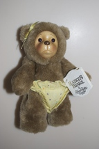 Robert Raikes Bear Signed Nursery Miniatures Lisa Marie High Chair Teddy... - $49.95