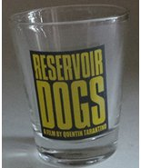 Shot Glass: Reservoir Dogs Logo - $5.99