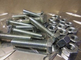 "12 Battery Bolts With Nuts, State #1250, 1/4"" X... - $18.13"