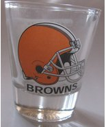 NFL Football Browns Shot Glass - $9.99