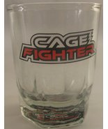 Cage Fighter Shot Glass - $7.99
