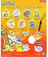 Pokemon  Charms Capsule Toys Set of 8 vending toys - $9.99
