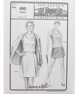 Stretch & Sew Sewing Pattern- Ann Person Collec... - $11.50