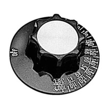 DIAL 2-1/4 DIA OFF-550-200 Black/White Print for Toastmaster UVEN Star 221303 - $36.00