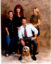 Married With Children Cast Ed O'Neill MM Vintage 8X10 Color TV Memorabil... - $4.99