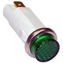"""GREEN SIGNAL LIGHT 1/2 250V 3/16"""" TABS for Vulcan Hart Steamer OEM 84380... - $35.00"""